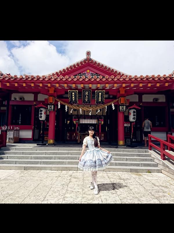 林南舒の「Atelier 17」をテーマにしたコーディネート(2018/09/13)