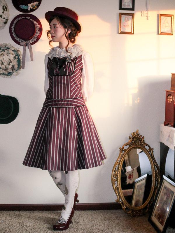 Petit Piafの「Lolita」をテーマにしたコーディネート(2018/09/14)
