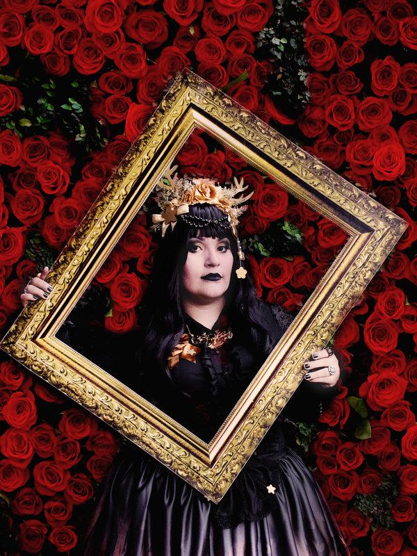 Bara No Himeの「Lolita fashion」をテーマにしたコーディネート(2018/09/15)