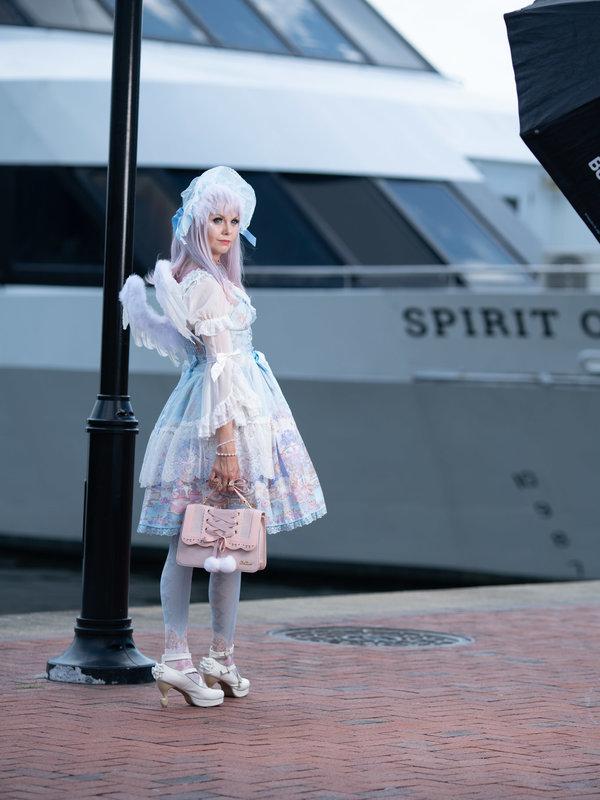 Makaの「Angelic pretty」をテーマにしたコーディネート(2018/09/15)