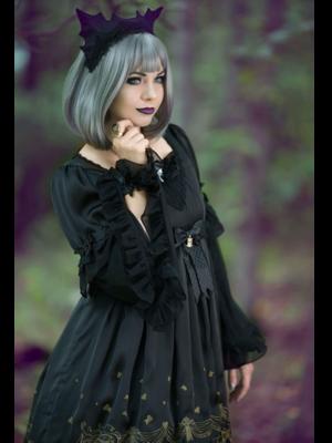 Makaの「Gothic Lolita」をテーマにしたコーディネート(2018/09/15)