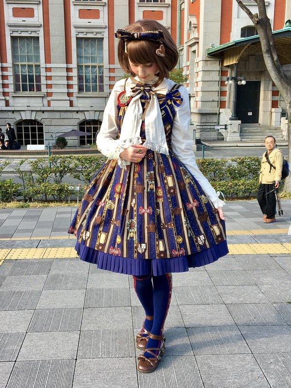 mintkismet's 「Angelic pretty」themed photo (2017/04/03)