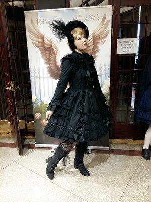 Hellocon ryの「Lolita」をテーマにしたコーディネート(2018/09/15)