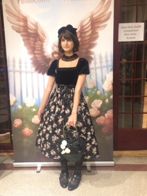 Camélia's 「Lolita fashion」themed photo (2018/09/15)