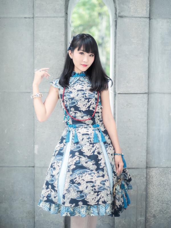 万梨音 Marionの「Lolita」をテーマにしたコーディネート(2018/09/17)