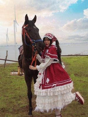 司马小忽悠の「Lolita」をテーマにしたコーディネート(2017/04/05)