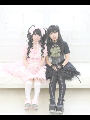 モヨコの「Lolita」をテーマにしたコーディネート(2018/09/17)
