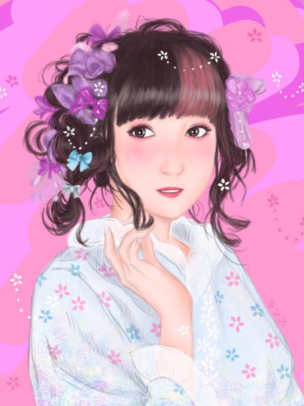 小仓鼠's 「RinRin Doll」themed photo (2018/09/16)