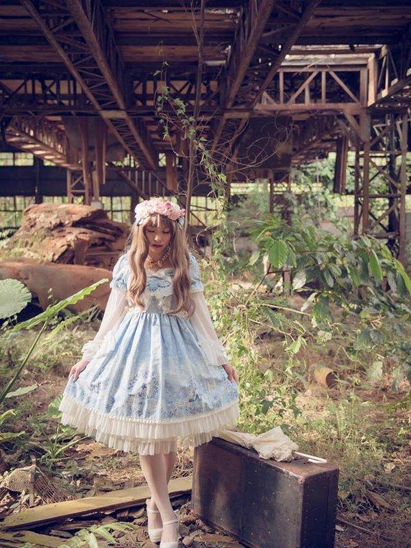 是石絮絮以「Lolita」为主题投稿的照片(2018/09/17)