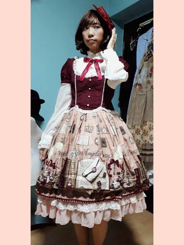 Xiao Yuの「Lolita」をテーマにしたコーディネート(2018/09/17)