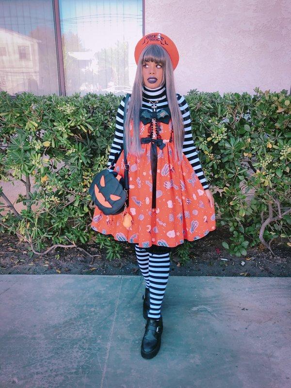 Skullita's 「Lolita fashion」themed photo (2018/09/18)