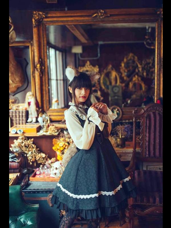 是林南舒以「Angelic pretty」为主题投稿的照片(2018/09/18)