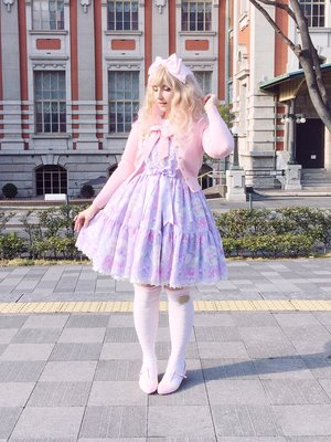 是bububun以「Angelic pretty」为主题投稿的照片(2017/04/06)