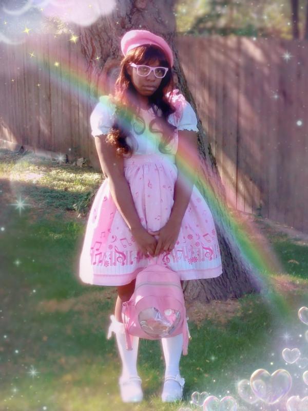 是fluffypockypetti以「Lolita」为主题投稿的照片(2018/09/18)