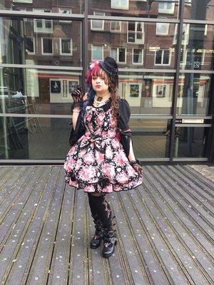 ヘレネ アラベルラ ブトの「Hime Lolita」をテーマにしたコーディネート(2018/09/19)
