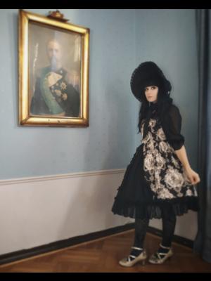 Perenelle Pitoutの「Lolita fashion」をテーマにしたコーディネート(2018/09/19)