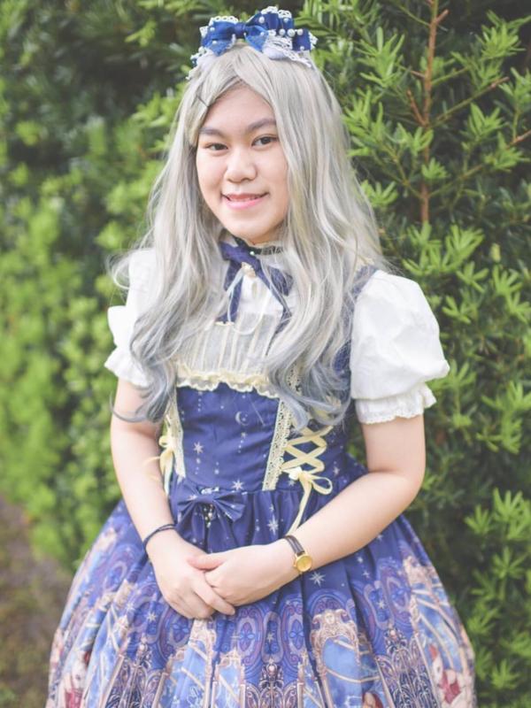 是Tanya E以「Lolita」为主题投稿的照片(2018/09/21)