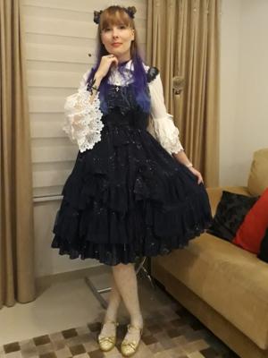 Ichigo Fujiwara's 「JSK」themed photo (2018/09/21)