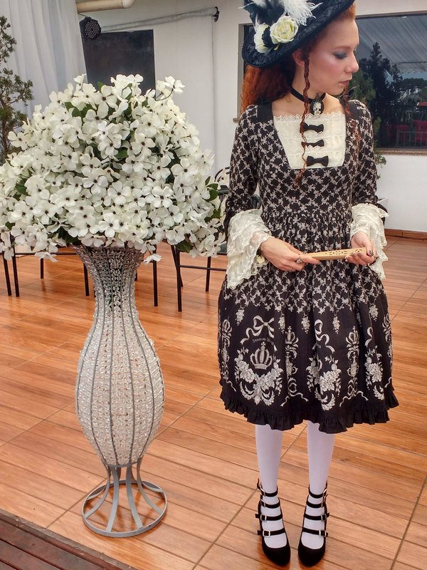 Katrikki's 「Lolita」themed photo (2018/09/22)