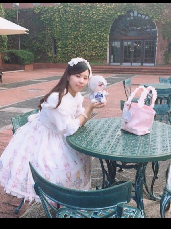 Saki's 「Lolita fashion」themed photo (2018/09/22)