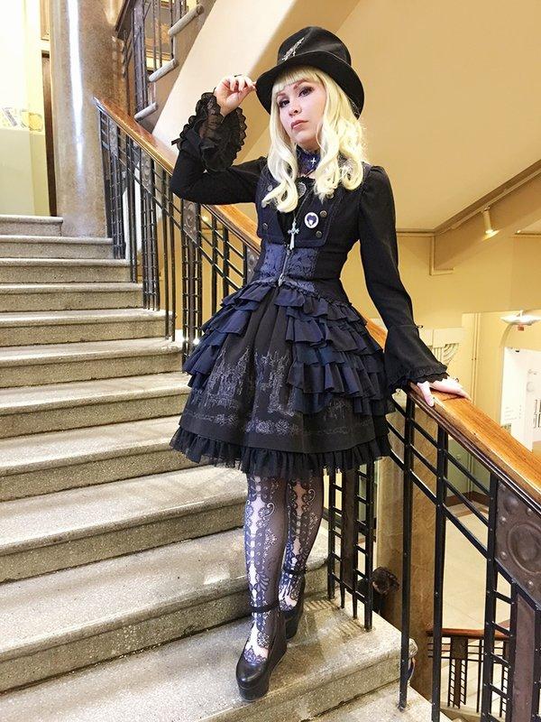 是Mana_SPb以「Lolita」为主题投稿的照片(2018/09/22)
