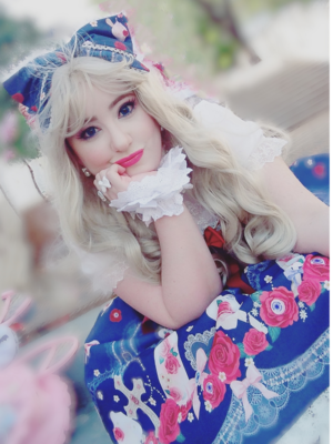 是Gwendy Guppy以「Lolita fashion」为主题投稿的照片(2018/09/23)