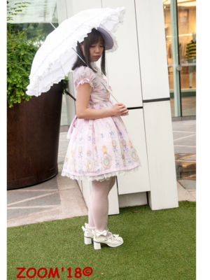 是TiaraHime以「Angelic pretty」为主题投稿的照片(2018/09/23)
