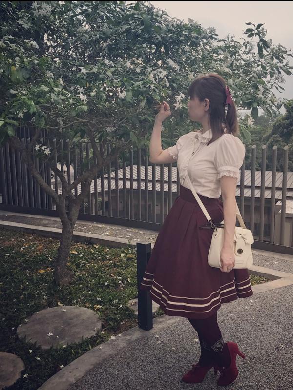 TiaraHime's 「Classic Lolita」themed photo (2018/09/23)
