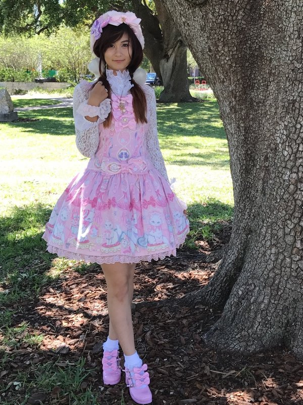 TheRabbitPrincess's 「Angelic pretty」themed photo (2017/04/09)