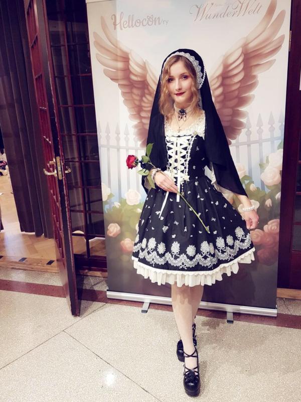 fancylace.and.teaの「Lolita fashion」をテーマにしたコーディネート(2018/09/24)