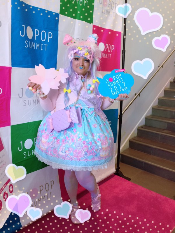 SweetyChanelly's 「Angelic pretty」themed photo (2017/04/10)