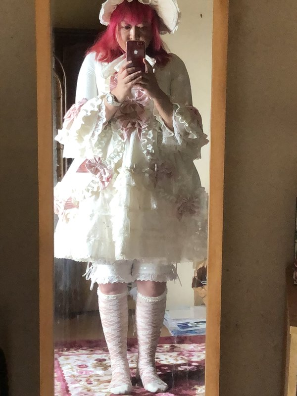 雪姫の「Angelic pretty」をテーマにしたコーディネート(2018/09/25)