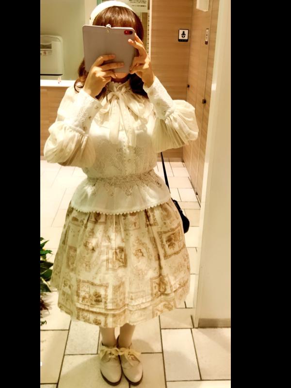 夏妃の「Lolita」をテーマにしたコーディネート(2018/09/26)
