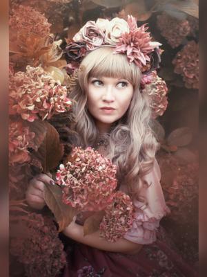 是Alexandra Dorothea以「Classic Lolita」为主题投稿的照片(2018/09/26)