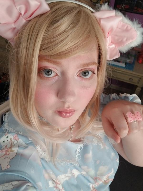 雪 (Yuki)の「Cats」をテーマにしたコーディネート(2018/09/26)