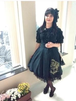 Prity San's 「Lolita」themed photo (2018/09/27)