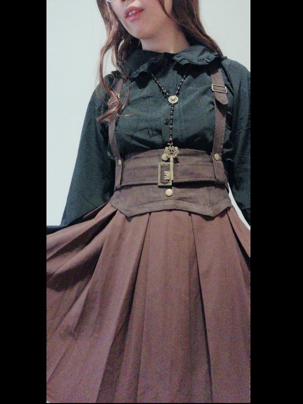 汐顔の「Lolita fashion」をテーマにしたコーディネート(2018/09/27)