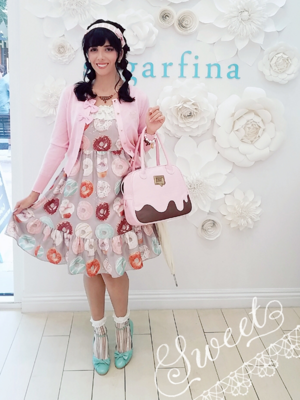 Eugenia Salinas's 「soft lolita」themed photo (2018/09/27)