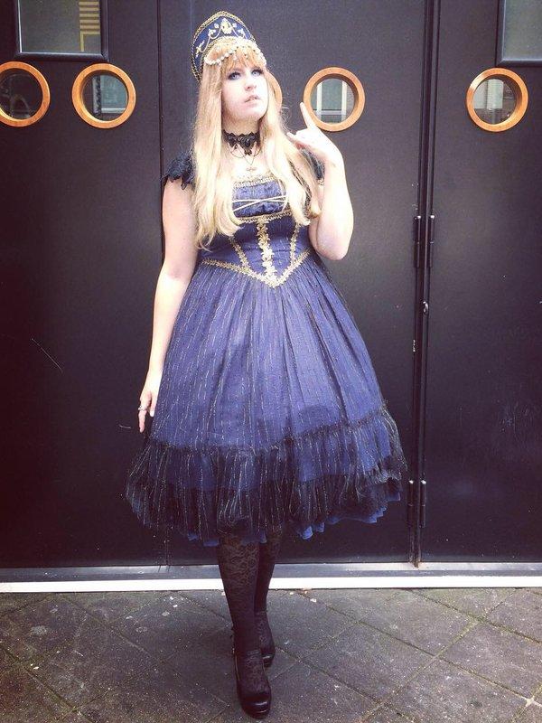 Anna Maria's 「Lolita」themed photo (2018/09/27)