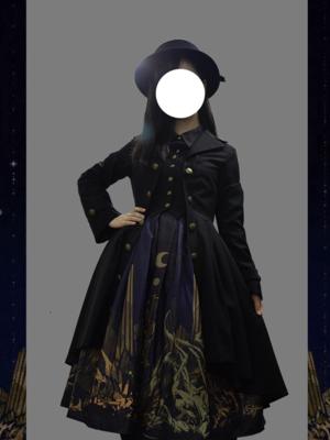兔团子's 「Gothic Lolita」themed photo (2018/09/28)
