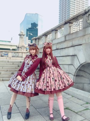 mareka@まれか(୨୧•͈ᴗ•͈)◞'s 「Angelic pretty」themed photo (2017/04/11)
