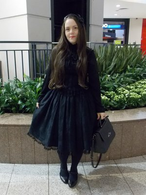 Sariana's 「Gothic Lolita」themed photo (2018/09/29)