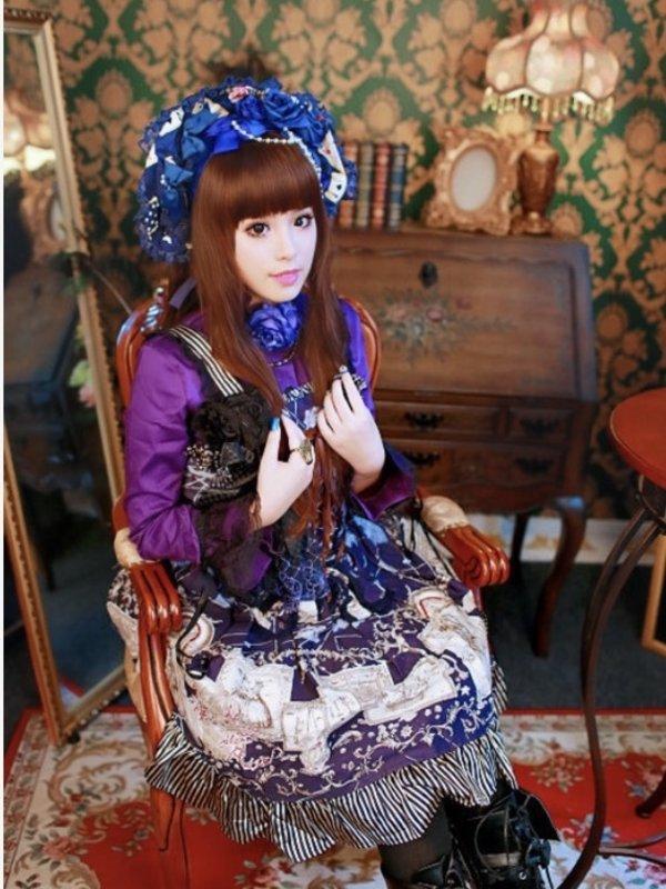 是ユリサ★彡以「Gothic」为主题投稿的照片(2017/04/11)