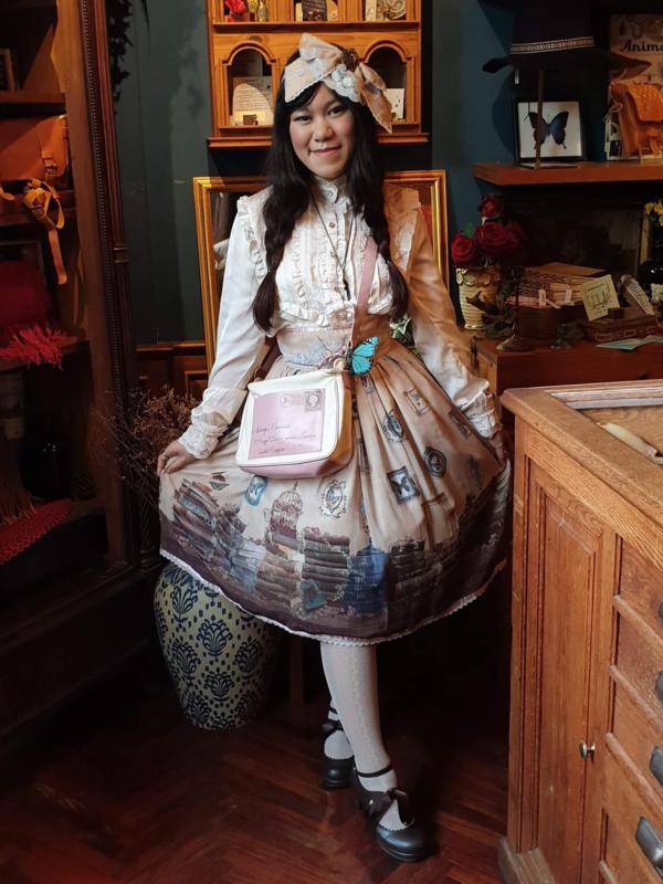 是Tanya E以「Lolita」为主题投稿的照片(2018/09/30)