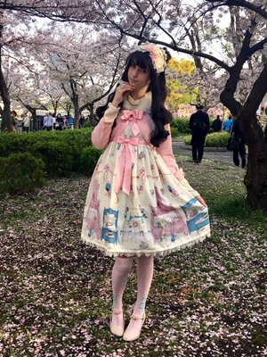 mintkismet's 「Angelic pretty」themed photo (2017/04/12)