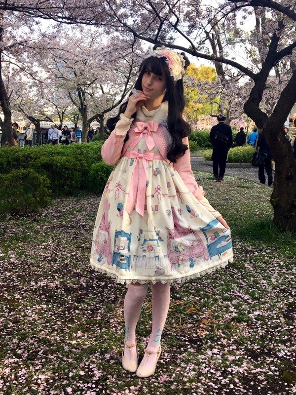 是mintkismet以「Angelic pretty」为主题投稿的照片(2017/04/12)