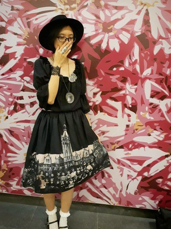 Xiao Yu's 「Lolita」themed photo (2018/10/02)