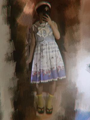 兔叽叽の「ALICE and the PIRATES」をテーマにしたコーディネート(2018/10/02)