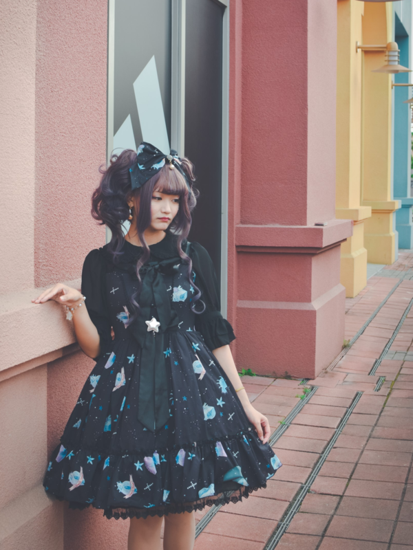 柚香喵's 「Lolita fashion」themed photo (2018/10/04)