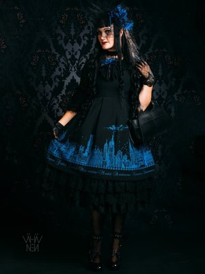 Marjo Laine's 「Gothic」themed photo (2018/10/04)